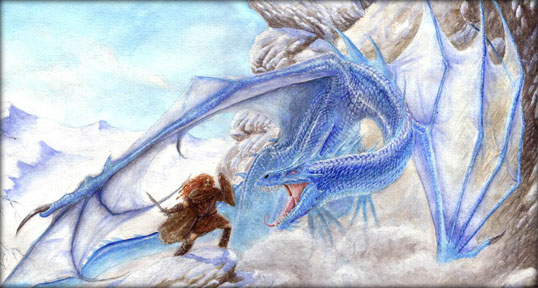 Frost Dragon: The Frost Drake