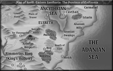 The Province of Enthronia